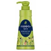 """Жидкое мыло для тела «Mukunghwa» (""""Ароматерапия - Зеленый цитрус"""") 500мл"""