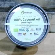 Кокосовое масло первого холодного отжима Tropicana 250 мл (black pack)