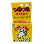 Крем для ног смягчающий и дезодорирующий (с антибактериальным эффектом) To-Plan Kakato Cream, 30 гр