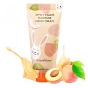 Увлажняющий крем для рук с экстрактом персика SeaNtree Moisture Hand Cream 30ml