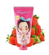 Крем для рук Fascy Moisture Bomb Hand Cream STRAWBERRY 80ml
