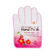 SPA-перчатки ультраувлажнение Avec Moi Camellia Special Care Hand Mask