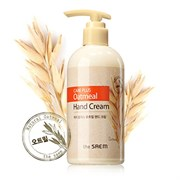 Крем для рук с экстрактом овса The Saem CARE PLUS Oatmeal Hand Cream 300мл