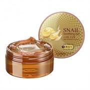 Гель с улиточным экстрактом The Saem Snail Soothing Gel 300ml