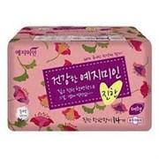 Прокладки гигиенические YEJIMIIN Rich Herb Cotton Sanitary Pads 14P(280 мм) Large