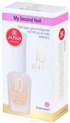 Препарат для утолщения ногтей на основе жемчуга IQ BEAUTY Japan Solutions My Second Nail 12,5 мл