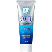Зубная паста комплексного действия Lion Clinica Advantage Soft mint с мягким мятным вкусом 130гр