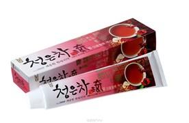 Зубная паста Dental Clinic 2080 ВОСТОЧНЫЙ КРАСНЫЙ ЧАЙ Cheong-en-cha Ryu 120г