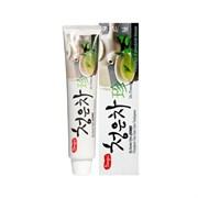 Зубная паста Dental Clinic 2080 Восточный чай Cheong-en-cha Jin 120г