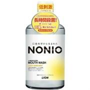 """Профилактический зубной ополаскиватель LION """"Nonio"""" (без спирта, легкий аромат трав и мяты) 80мл"""
