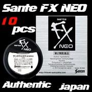 Глазные капли тонизирующие с таурином Santen Pharmaceutical  Sante FX Neo Silver