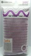 Мочалка для душа Clean&Beauty Bali Shower Towel 28х100