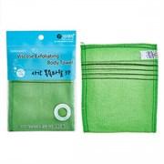 Мочалка для душа Viscose Squared Bath Towel 13,5х15см