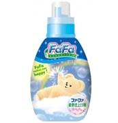 """🌸Кондиционер для детского белья Nissan FaFa с цветочным ароматом """"Прикосновение облака"""", флакон, 600 мл"""
