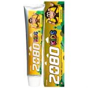 Детская зубная паста Dental Clinic Kids 2080 БАНАН 80г