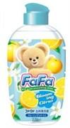 Средство для мытья детской посуды Nissan «FaFa Series» с ароматом цитрусовых дозатор 270 мл