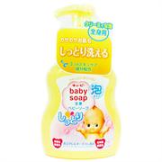 Мыло-пенка д/детей COW BRAND SOAP увлажняющий возраст 0+ бут-дозатор 400мл