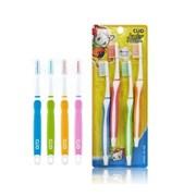 Зубная щетка набор CLIO 3шт Junior R 2+1