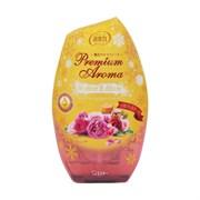"""Жидкий освежитель воздуха для комнаты ST SHOSHU-RIKI"""" (букет счастья «Дамас. и болгар. розы») 400мл"""