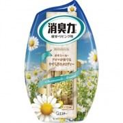 Жидкий освежитель воздуха для комнаты (цветущая ромашка) ST SHOSHU RIKI 400 мл