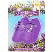 Ароматизатор-поглотитель запаха для обуви Sandokkaebi 4г Лаванда