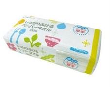 Бумажные полотенца для кухни (плотные, тисненые) 100шт