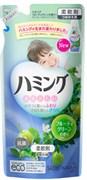Кондиционер для белья Kao Humming аромат зеленых фруктов антистатический смен.упак 540мл