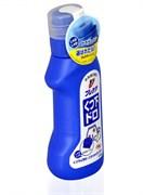 """Жидкий пятновыводитель LION """"TOP Precare for mud stains"""" для трудновыводим., носков крышка-щетка 220мл"""