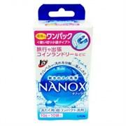 Гель кислородный для стирки Lion Top NANOX 10г пробник