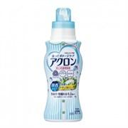 Жидкое средство Lion Acron для стирки деликатных тканей Аромат нежного мыла 500 мл