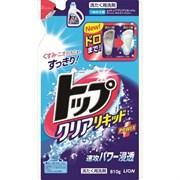 Гель для стирки Lion Top Clear Liquid - сила ферментов 810мл мягкая упаковка