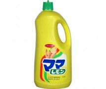Средство для мытья посуды Lion  Mama Lemon  1250мл