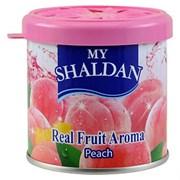 Гелевый освежитель воздуха ST My Shaldan «Персик» 80 гр