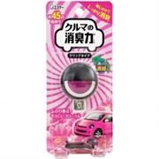 Гелевый ароматизатор для кондиционера для автомобиля ST Shoshu RIKI аромат цветов  короб 3,2мл