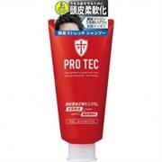 Мужской увлажняющий шампунь-гель от перхоти LION Pro Tec с легким охлаждающим эффектом (туба) 150гр