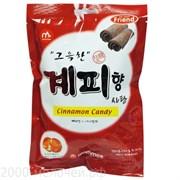 "Карамель со вкусом корицы ""Cinnamon candy"", 100гр."