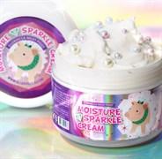 Крем увлажняющий с эффектом сияния Elizavecca Moisture Sparkle Cream 100гр