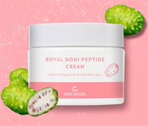 Укрепляющий крем с пептидами и экстрактом нони The Skin House Royal Noni Peptide Cream 50ml