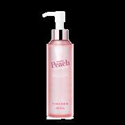 Персиковое гидрофильное масло для мягкого очищения кожи Tinchew Shy Shy Peach Cleansing Oil 150мл