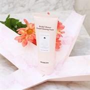 Увлажняющая пенка для сияния кожи Merbliss Bridal Shower Facial Cleansing Foam 100ml