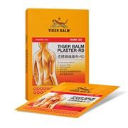 Тигровый пластырь для тела Tiger Красный 7/10 см