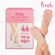 Смягчающие патчи для пяток PRRETI Baby Foot Heel Patch