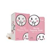Салфетки для интимной гигиены PRRETI Secret Feminine Wipes 4g