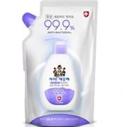 """Жидкое мыло для рук LION  """"Ai - Kekute""""  Сочная ягода, с антибактериальным эффектом, зап.блок 200 мл"""