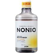 """Профилактический зубной ополаскиватель LION """"Nonio"""" (без спирта, легкий аромат трав и мяты) 600мл"""