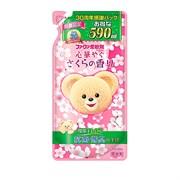 Кондиционер-ополаскиватель NISSAN FaFa для детского белья аромат сакуры см/уп 590 мл