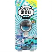 Гелевый ароматизатор для кондиционера автомобиля ST Shoshu RIKI аромат морской свежести 3,2мл