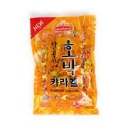 """Карамель со вкусом тыквы """"Pumpkin Caramel Candy"""", 100гр."""