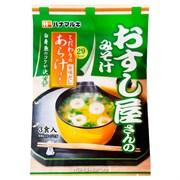 """Мисо суп быстрого приготовления """"Hanamaruki"""" со вкусом морской рыбы (3 порции), 59,1гр."""