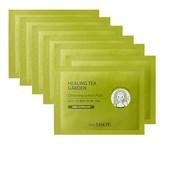 Диск хлопковый очищающий The Saem Healing Tea Garden Cleansing Cotton Pads 1 шт